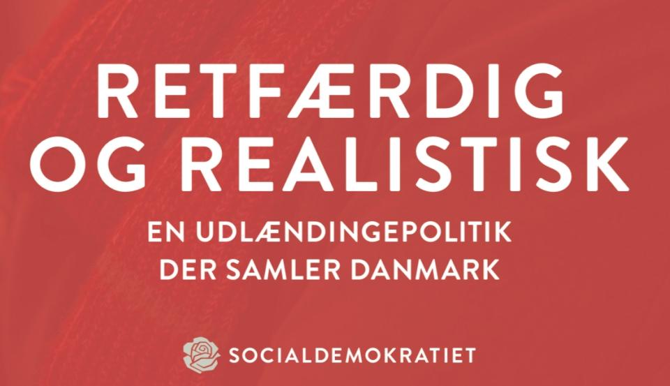 Dansk sos dem innvandringspolitikk