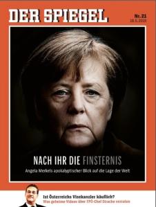 Merkel pessimistisk