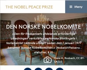 Nobelkomiteen