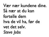 Sitat Steve Jobs