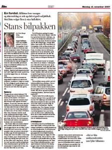 Stans bilpakka Aftenp 12.11.2007