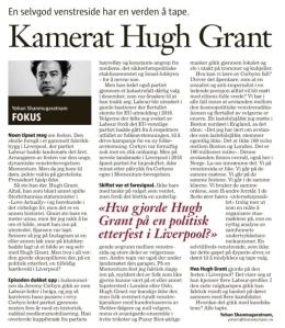 Kamerat Hugh Grant