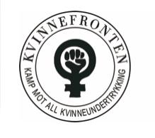 Logo Kvinnefronten