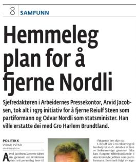 Dag og Tid 13.01.2012
