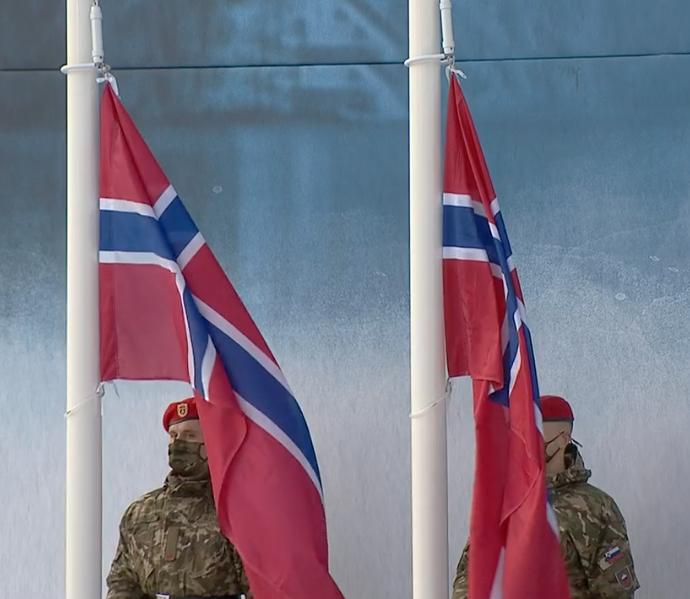 Mishandla flagg