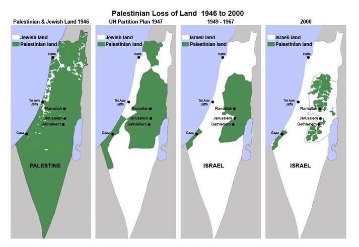 Israels folkefordriving