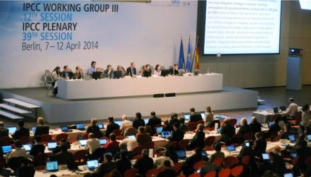 IPCC plenum